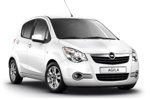 Opel Agila B (H-B) Hatchback