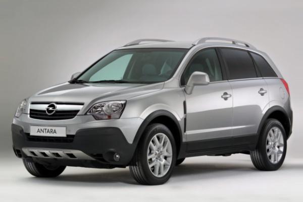 Opel Antara L07 (L-A) SUV
