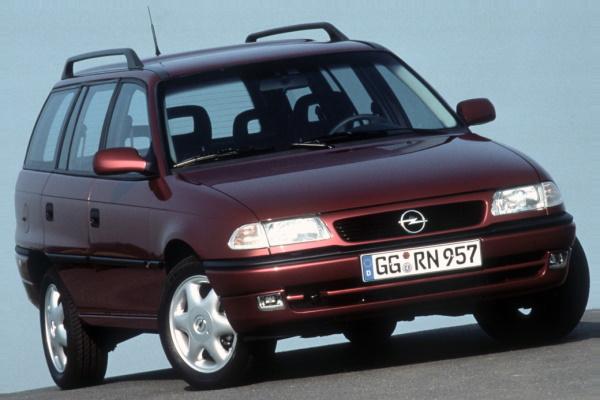 Opel Astra F (T92) Estate
