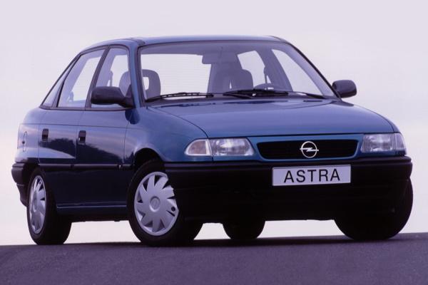 Opel Astra F (T92) Saloon