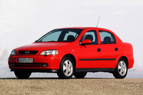 Opel Astra G Saloon