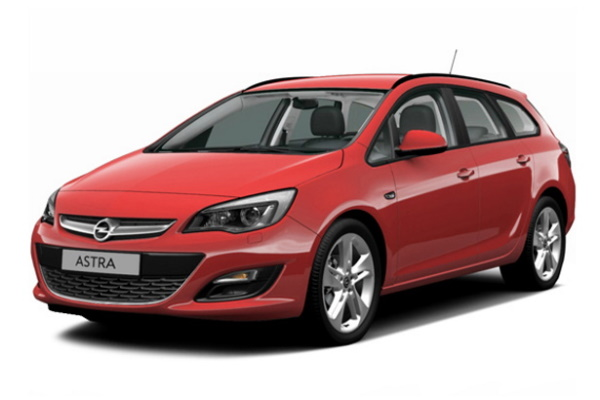 Opel Astra J Facelift Sports Tourer