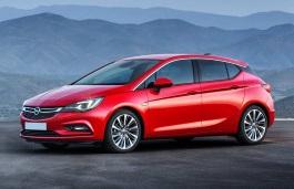 Opel Astra K Hatchback