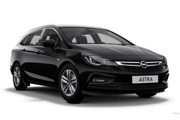 Автомобиль Opel Astra K EUDM, год выпуска 2015 - 2020