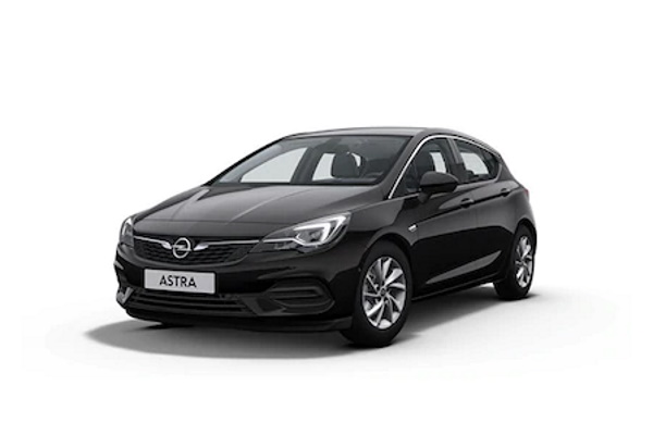 Opel Astra K Facelift Hatchback