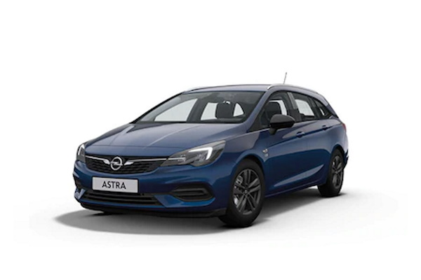 Opel Astra K Facelift Sports Tourer
