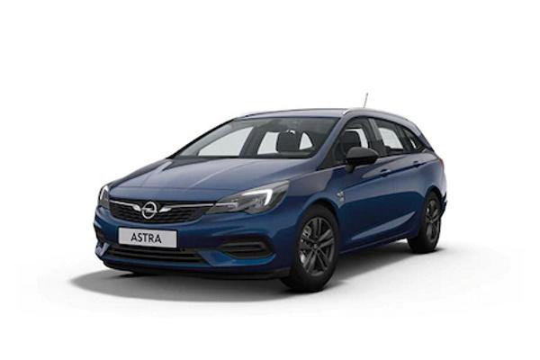 Автомобиль Opel Astra K Facelift EUDM, год выпуска 2020 - 2021