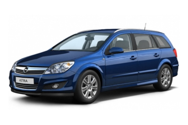 Opel Astra Family H Estate