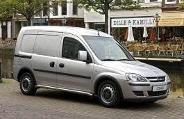 Opel Combo C Box