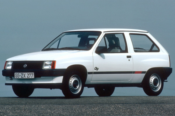 Opel Corsa A (S83) Hatchback