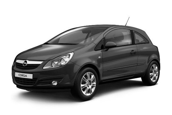 Opel Corsa D Hatchback