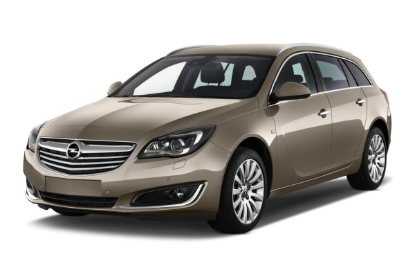 Opel Insignia A Facelift Sports Tourer