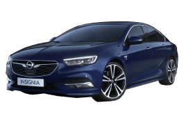 Opel Insignia wheels and tires specs icon
