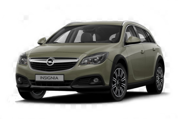Opel Insignia Country Tourer A Facelift Estate