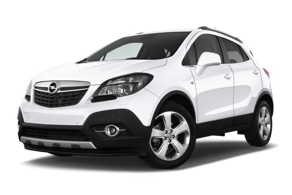 Opel Mokka wheels and tires specs icon