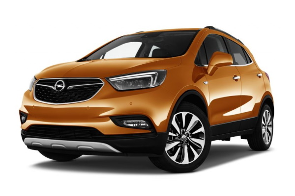 Opel Mokka X wheels and tires specs icon