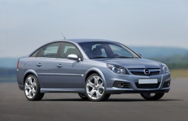 Opel Vectra C Restyling Hatchback
