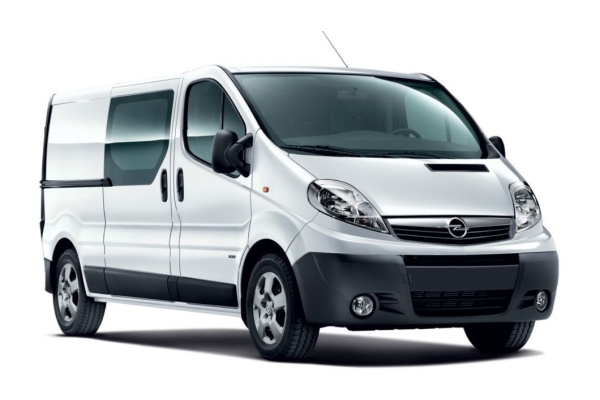 Opel Vivaro wheels and tires specs icon