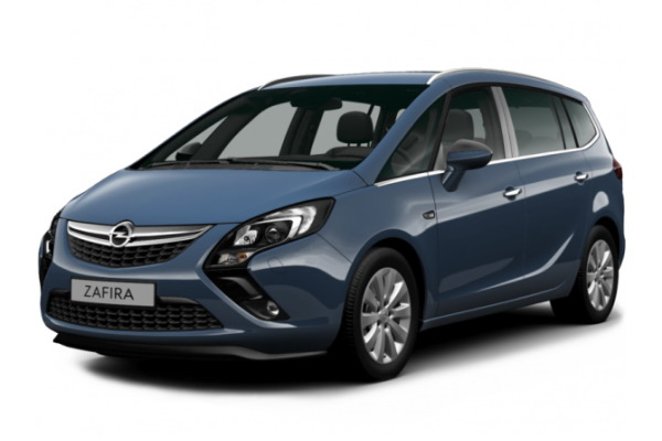Автомобиль Opel Zafira Tourer C EUDM, год выпуска 2011 - 2016
