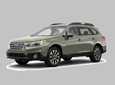 Subaru Outback BS Estate