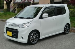 Suzuki Wagon R Stingray V Hatchback