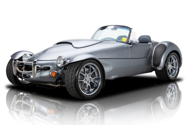 Panoz Roadster wheels and tires specs icon