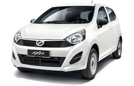 Perodua Axia Hatchback