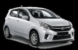 Perodua Axia Facelift Hatchback