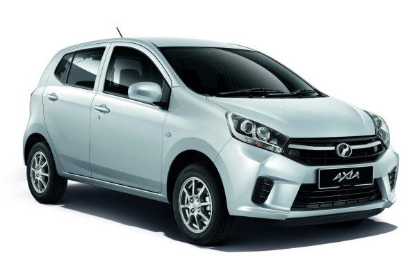 Perodua Axia wheels and tires specs icon
