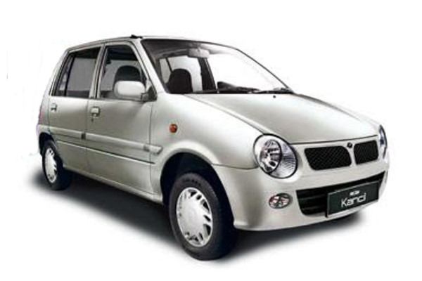 Perodua Kancil wheels and tires specs icon