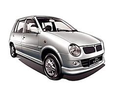 Perodua Kancil I Hatchback