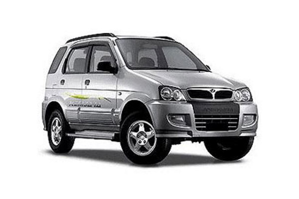 Perodua Kembara J100 Closed Off-Road Vehicle