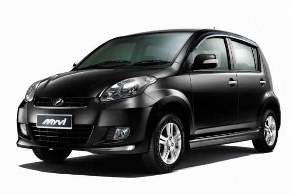 Perodua Myvi wheels and tires specs icon