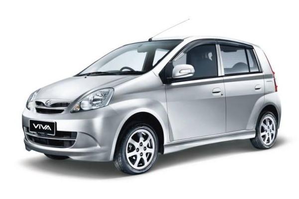 Perodua Viva wheels and tires specs icon
