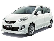 Perodua Alza I MPV