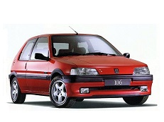Peugeot 106 Phase I Hatchback
