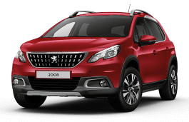 Peugeot 2008 wheels and tires specs icon