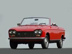 opony do Peugeot 204 Mk1 [1965 .. 1977] [EUDM] Convertible