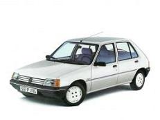 opony do Peugeot 205 I [1983 .. 1998] [EUDM] Hatchback, 5d