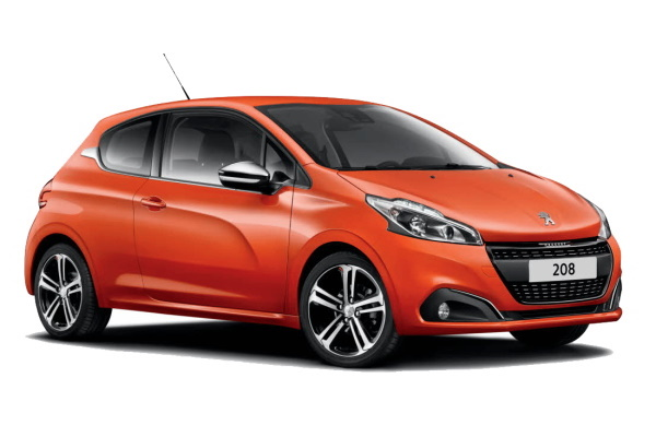 Peugeot 208 wheels and tires specs icon