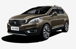 opony do Peugeot 3008 Facelift [2016 .. 2020] [CHDM] SUV, 5d