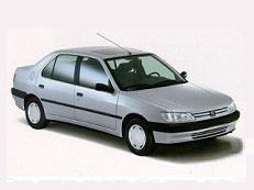 Peugeot 306 I Седан