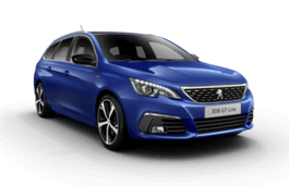 Peugeot 308 T9 EMP2 Facelift Station Wagon