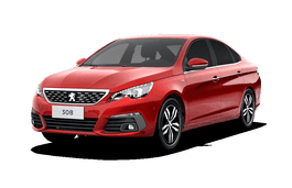 Peugeot 308 T9 EMP2 Facelift Berline