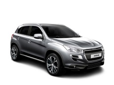 Peugeot 4008 GS Closed Off-Road Vehicle