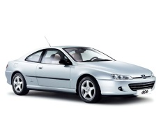 Peugeot 406 X2 Coupe
