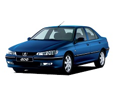peugeot 406 - specs of wheel sizes, tires, pcd, offset and rims
