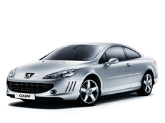 Peugeot 407 PF3 Coupe