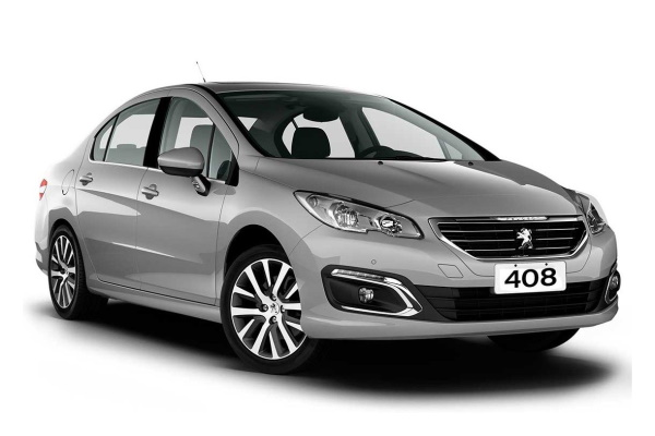 Peugeot 408 PF2 Restyling Saloon