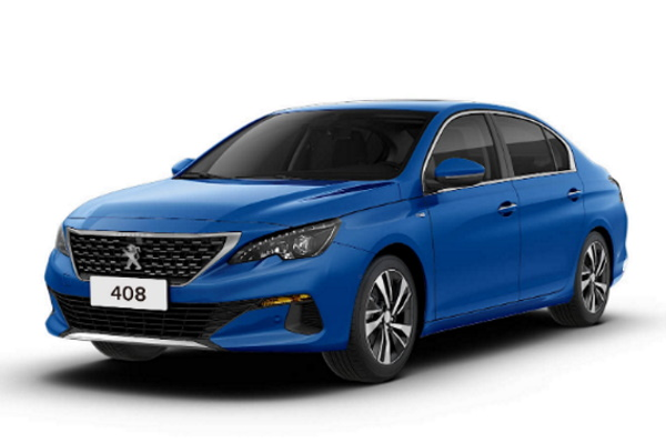 Peugeot 408 wheels and tires specs icon